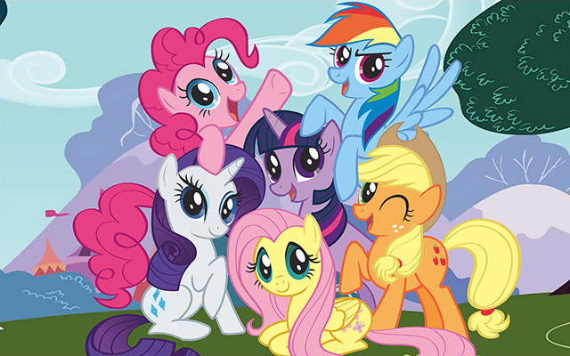彩虹小馬:友情就是魔法 My Little Pony: Friendship Is Magic